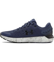tenis azul under armour charged rogue hombre