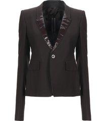 rick owens suit jackets