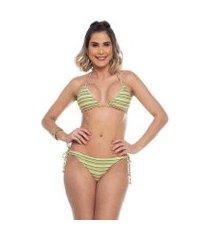 biquini cortininha ripple havai maré brasil feminino