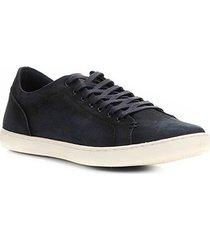sapatênis couro shoestock street masculino - masculino
