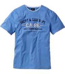 maglietta 2 in 1 (blu) - bpc bonprix collection