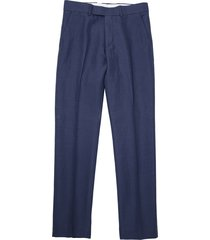 gibson london navy radisson trousers g18141rt