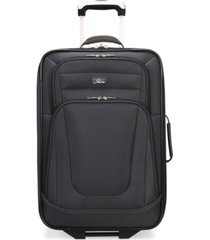"skyway epic 21"" expandable two-wheel carry-on suitcase"
