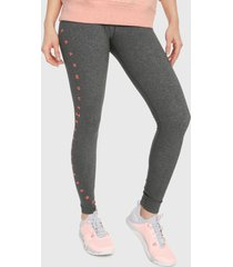 capri gris-rojo under armour graphic