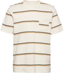 bobby stripe t-shirt t-shirts short-sleeved wit wood wood