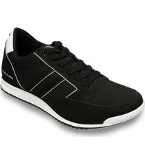 tenis  negro north star woody hombre