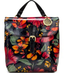 patricia nash vatoni small convertible leather backpack
