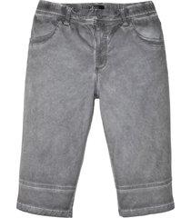 bermuda lunghi effetto lavato (grigio) - bpc bonprix collection