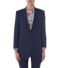 paul smith oversize fit blazer