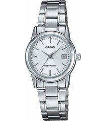 ltp-v002d-7a reloj blanco dama