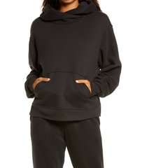 women's zella cali fleece hooded sweatshirt
