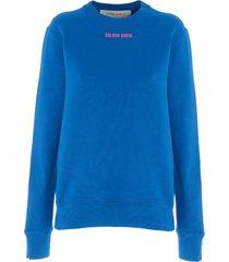golden goose athena sneaker lover sweatshirt