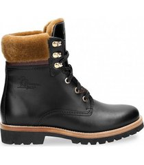 panama jack boots women panama 03 igloo brooklyn b3 napa negro black