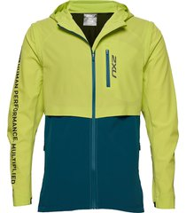 ghst woven 2 in 1 jacket-m outerwear sport jackets gul 2xu