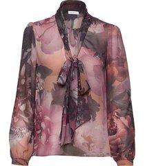 peony blouse blouse lange mouwen ida sjöstedt