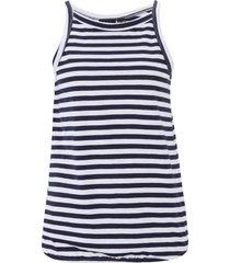 top in jersey (blu) - bpc bonprix collection
