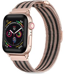 apple replacement stainless steel watch strap