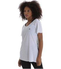 camiseta colcci fitness - feminina - branco