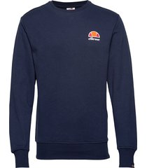 el perth sweat-shirt tröja blå ellesse