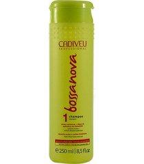 cadiveu bossa nova - shampoo 250ml