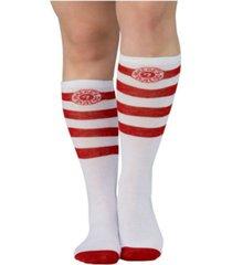 buyseason men's where's waldo waldo striped socks