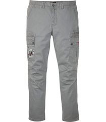 pantaloni cargo loose fit (grigio) - bpc selection