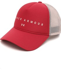 gorra fucsia-rosado under armour