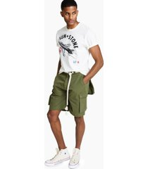 ouigi theodore men's victory plane graphic t-shirt, created for macy's