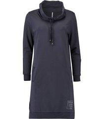 jurk nanda donkerblauw