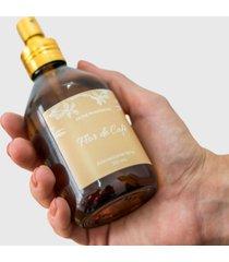 aromatizante arã´me fragrã¢ncias spray flor de cafã© - transparente - dafiti