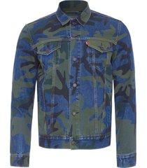 jaqueta masculina premium - azul