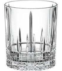conjunto de 4 copos baixo em vidro 368ml perfect serve spiegelau