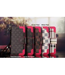 *new style e-pink leather wallet case apple iphone6/6s iphone7/8 plus iphonex