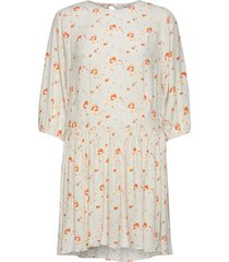 enten 3/4 dress aop 6696 dresses everyday dresses envii