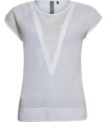 poools ivoor v-neck t-shirt 913219