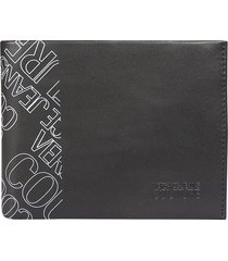 versace jeans couture bifold wallet