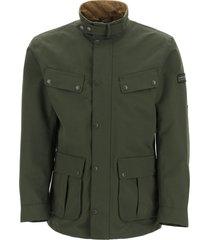 barbour duke waterproof jacket