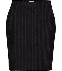 skirt kort kjol svart signal