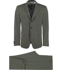 hugo boss virgin wool suit