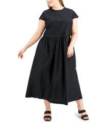 alfani plus size midi dress, created for macy's