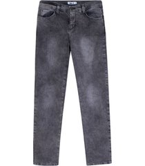 jean hombre gris claro color gris, talla 34