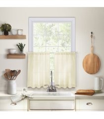 "cameron 30"" x 36"" tier curtains"