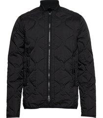 x7 liner j sweat-shirt trui zwart peak performance