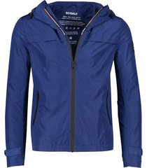ecoalf jacket burma navy