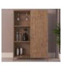 armario estante 01 porta steel quadra 27810 vermont cobre artesano