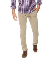 pantalon natural brahma hombre pan0053kak