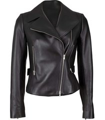 edition 2003 leather biker jacket