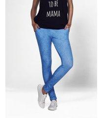 spodnie ciążowe blue jeans