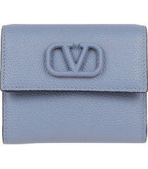 valentino garavani mini trifold wallet vsling