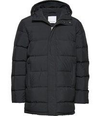 bjar jacket 8306 gevoerd jack zwart samsøe & samsøe